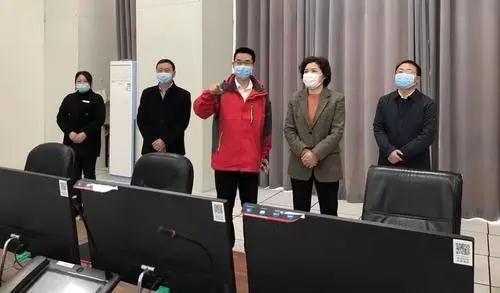 周志红检查中心城区旅游景点疫情防控和安全生产工作