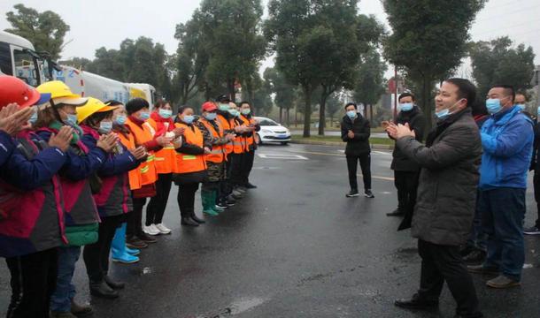 林继军率队开展节前走访慰问活动